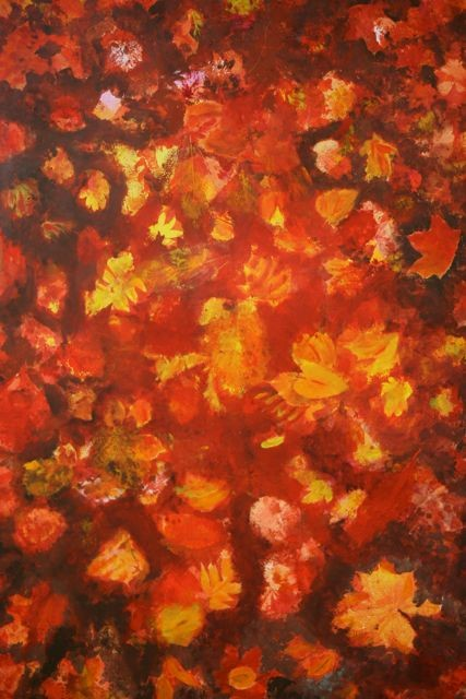 Herbstfeuer -verkauft-