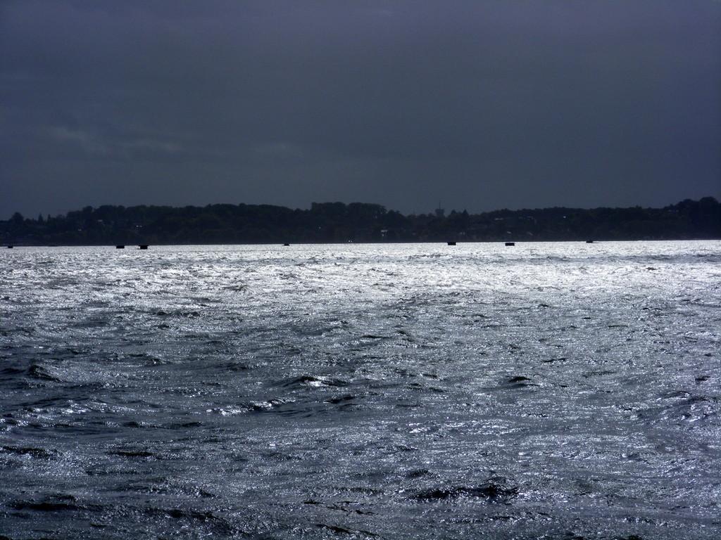 Pleine mer en Baie de Somme © Découvrons la Baie de Somme