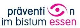 Logo Prävention im Bistum Essen