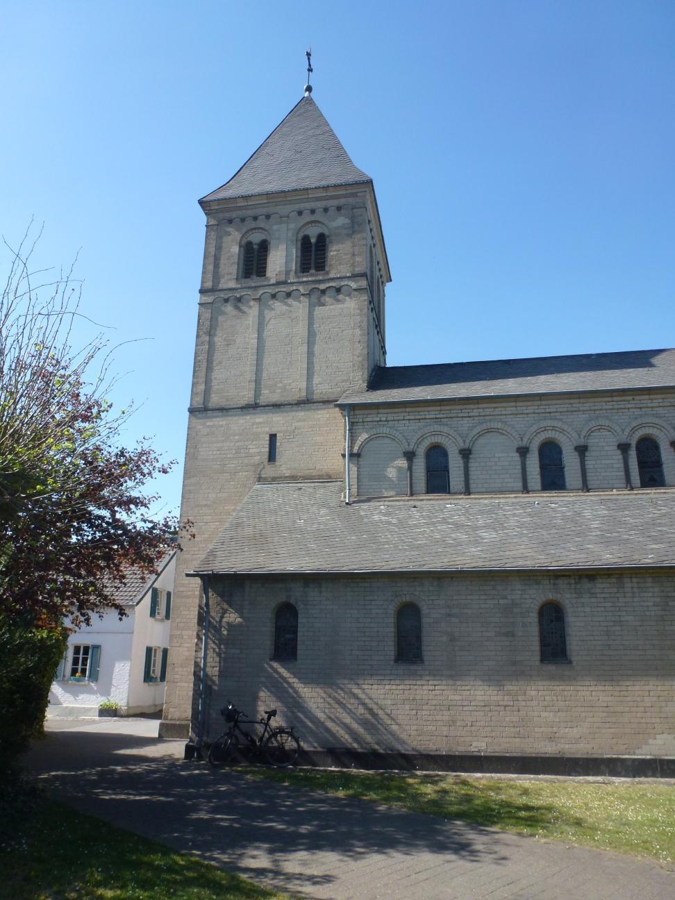 St. Remigius, Wittlaer (© Hermann-Josef Brandt)