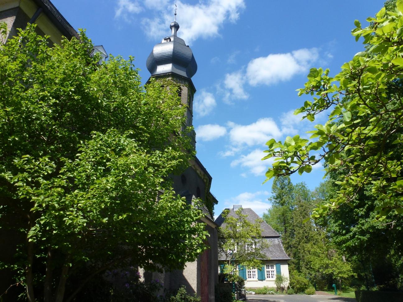 St. Hubertus, Rahm (© Hermann-Josef Brandt)
