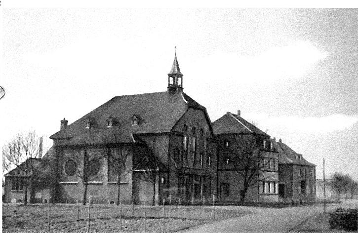 Kirche von 1914 St. Suitbert, Wanheim (Foto: privat)