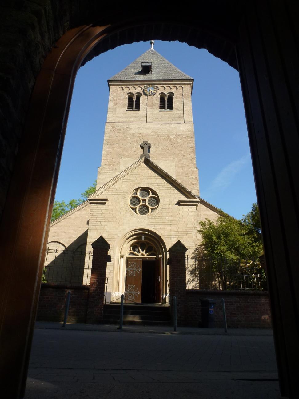 St. Lambertus, Kalkum (© Hermann-Josef Brandt)