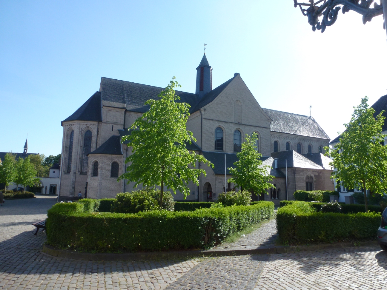 St. Suitbertus, Kaiserswerth (© Hermann-Josef Brandt)
