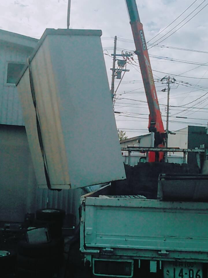 便利屋福井、粗大ゴミ処分をしました。