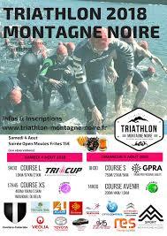 Triathlon de la montagne noire 2018