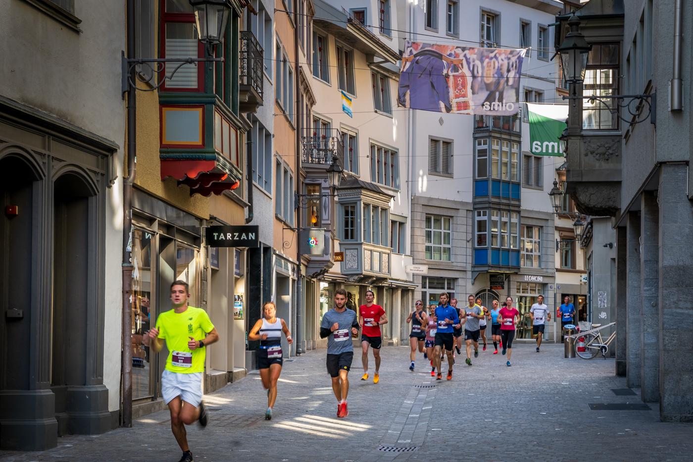 Stadtlauf St. Gallen 2019