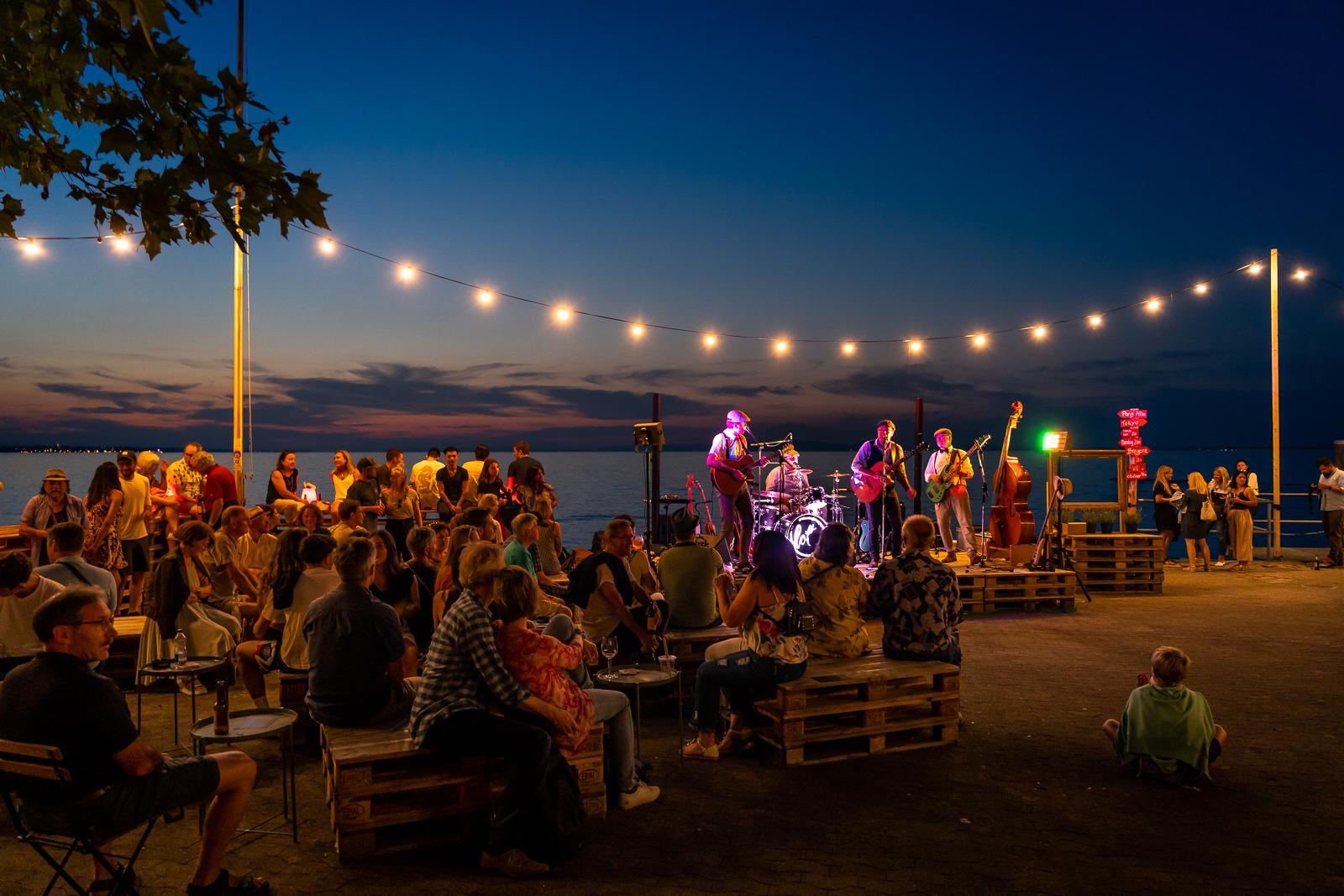 Strandfestwochen Rorschach 2021 - Lotta