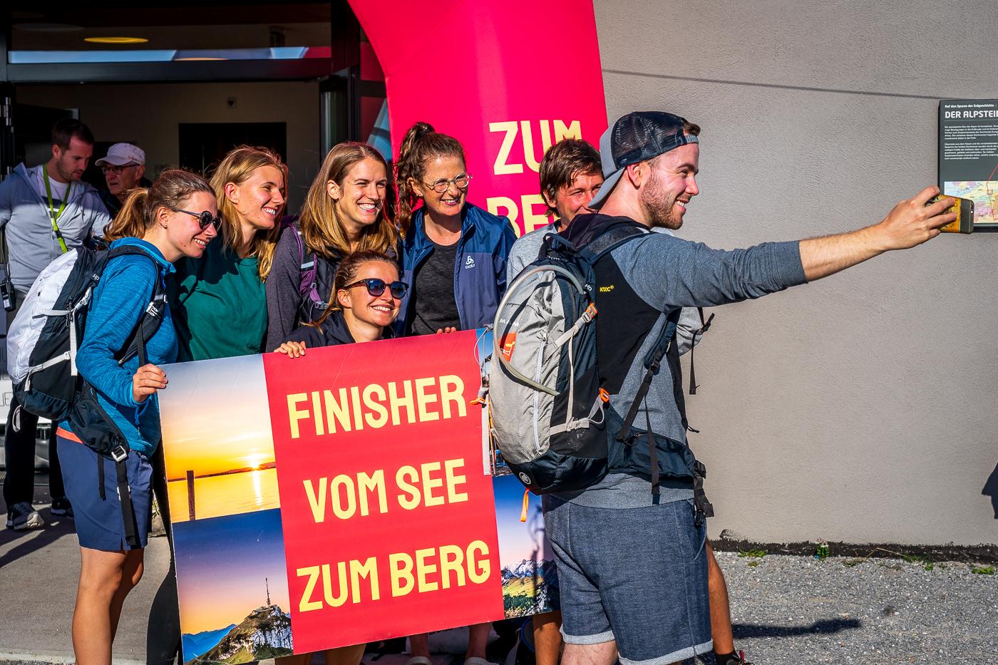 Vom See zum Berg 2020: Rorschach - Hoher Kasten
