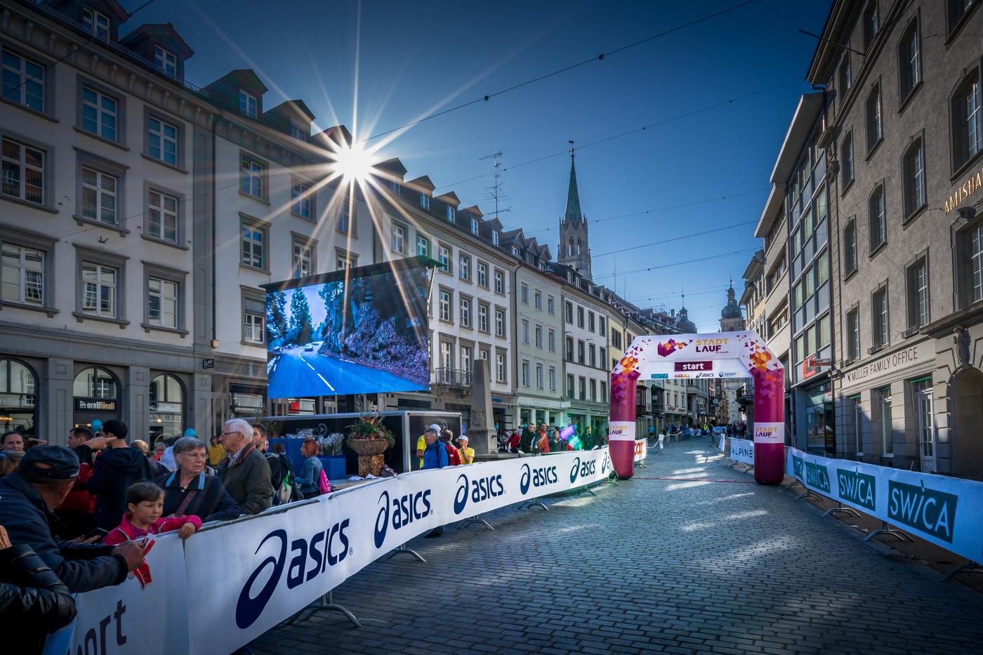 Stadtlauf St. Gallen