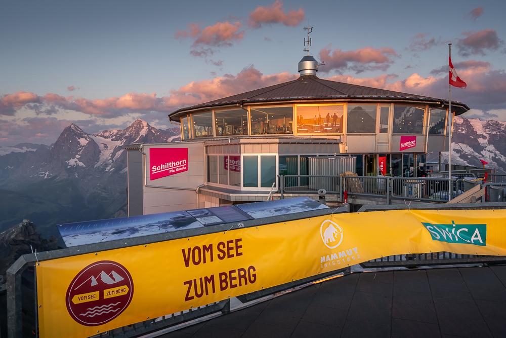 Vom See zum Berg Bönigen - Schilthorn