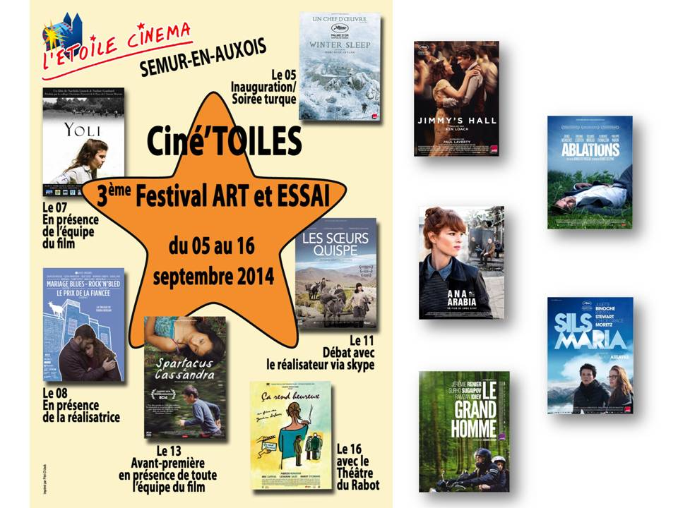Festival Ciné'toiles 2014