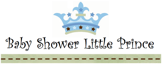 baby shower little prince baby pop 39 s party d coration baby shower