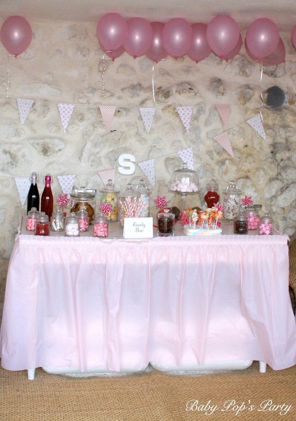 Top En image - BABY POP'S PARTY ! Décoration Baby Shower France XA85