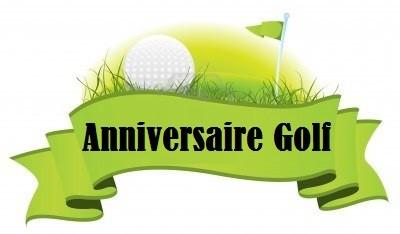 anniversaire enfant adulte golf vert sport décoration organisation thème idées baby pop's party baby shower