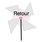 retour moulin à vent