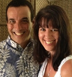 Romel and Vanessa Cordeiro, owners of Body Smart Clinic, 38 Namba St, Pacific Paradise, Qld. Chronic pain experts.
