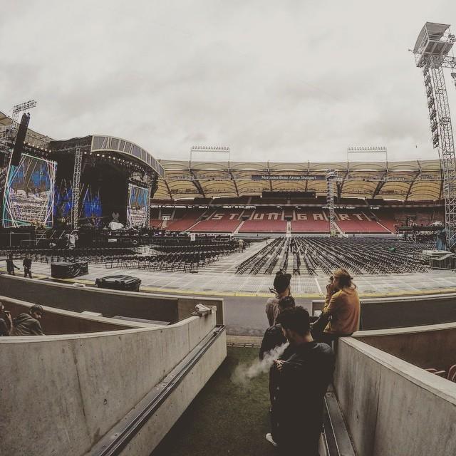 Stadiontour // 2015