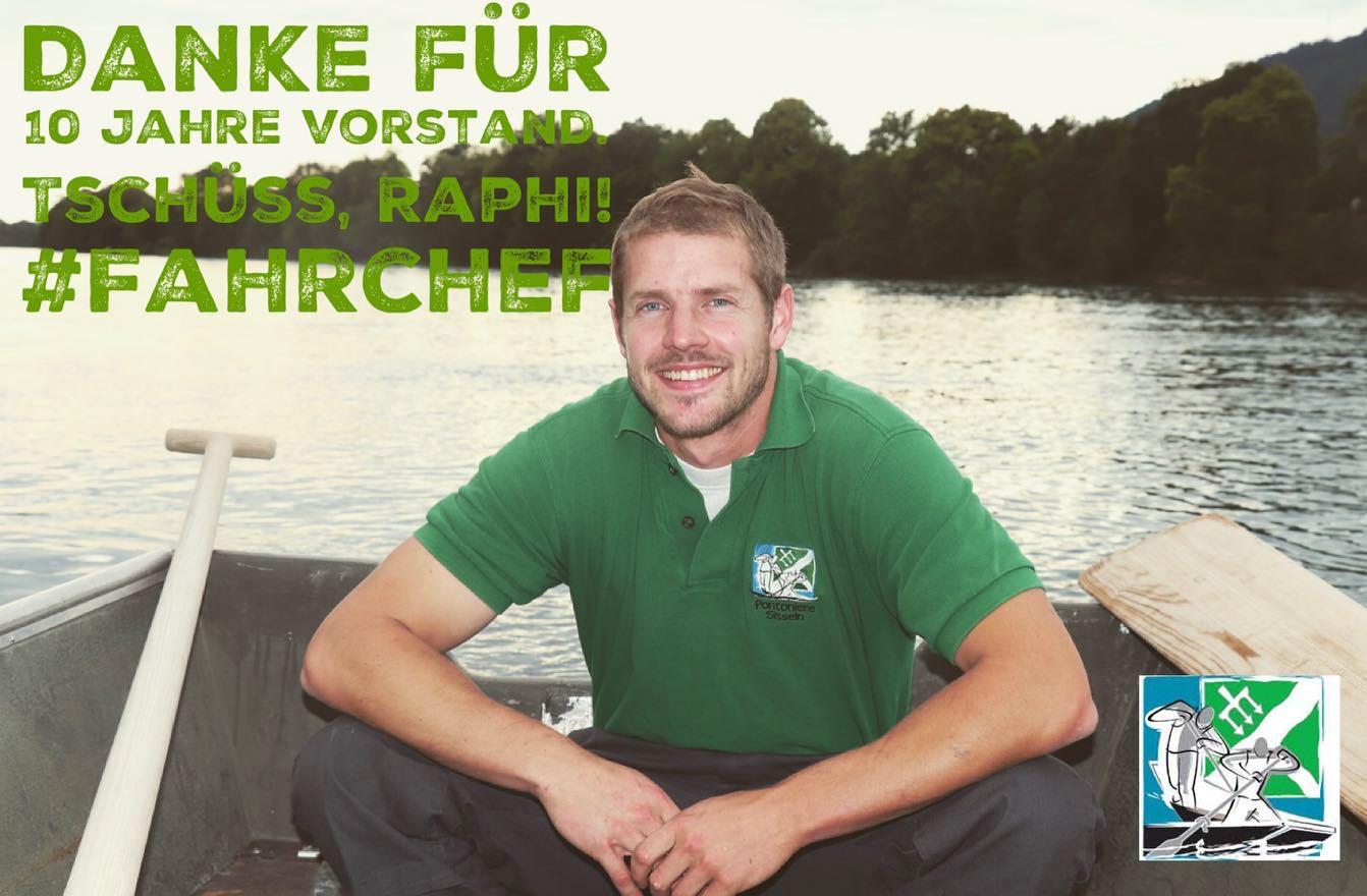 Rüchtritt als Fahrchef: Raphael Bischof