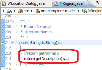MRegion.toString()