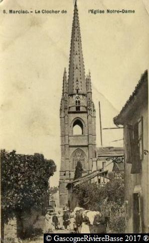 Eglise de Marciac