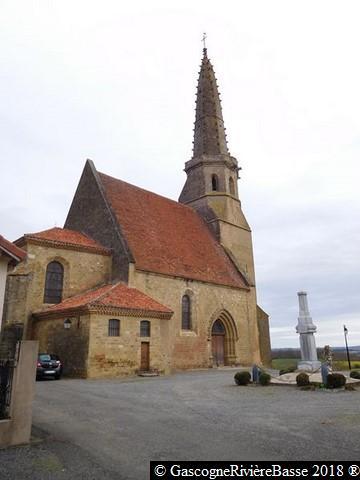 Eglise d'Auriebat