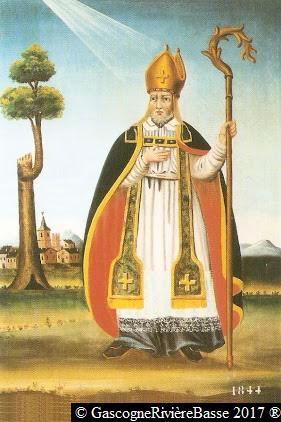 Saint-Nicolas de Belloc par Chavauty