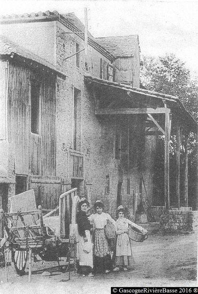 Moulin Vieux Plaisance du Gers