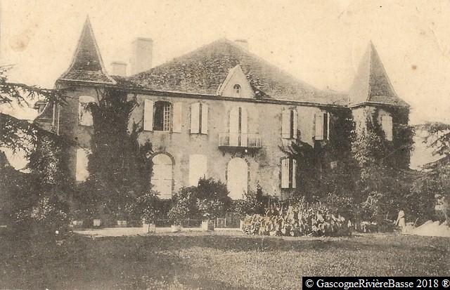 Duclos de Goux château Rivière-Basse Gers