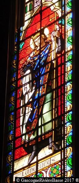 Saint-Louis Goussard Plaisance du Gers