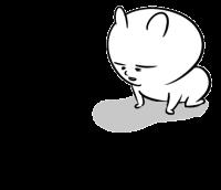 Melancholy puppy(ワン太の憂鬱)