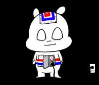 Toyan Line Sticker Toyanラインスタンプ A Robo dog and various robots ロボ犬と色々ロボット ラインスタンプ LINE CREATORS MARKET ラインクリエイターズマーケットLINE STORE