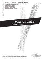 Plakat Via Crucis