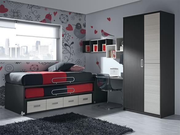 Dormitorios juveniles en guadalajara infantiles camas - Dormitorios modulares juveniles ...