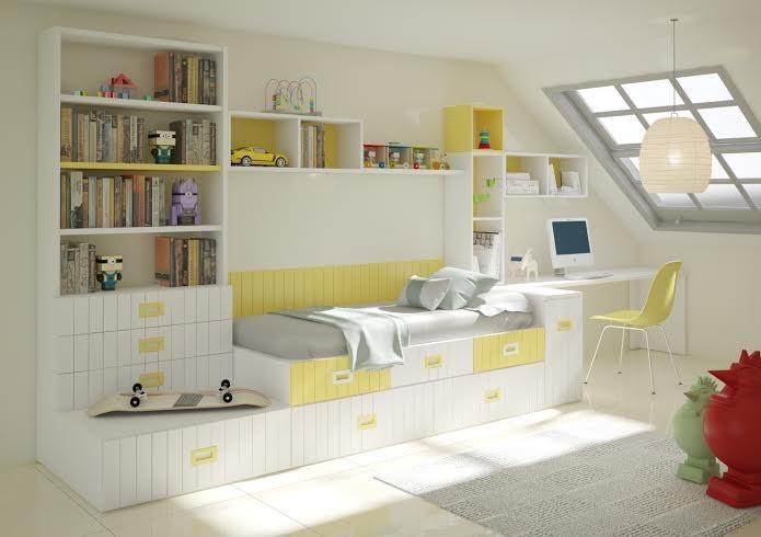 Dormitorios juveniles en guadalajara azuqueca alcala de for Fabrica de muebles juveniles en madrid