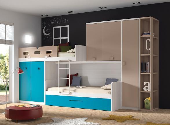 23% descuento en dormitorios juveniles
