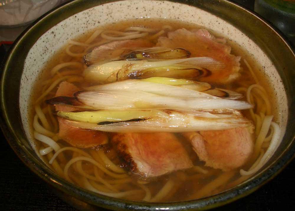 冬季限定の「鴨・牡蠣・自然薯」終了しました。