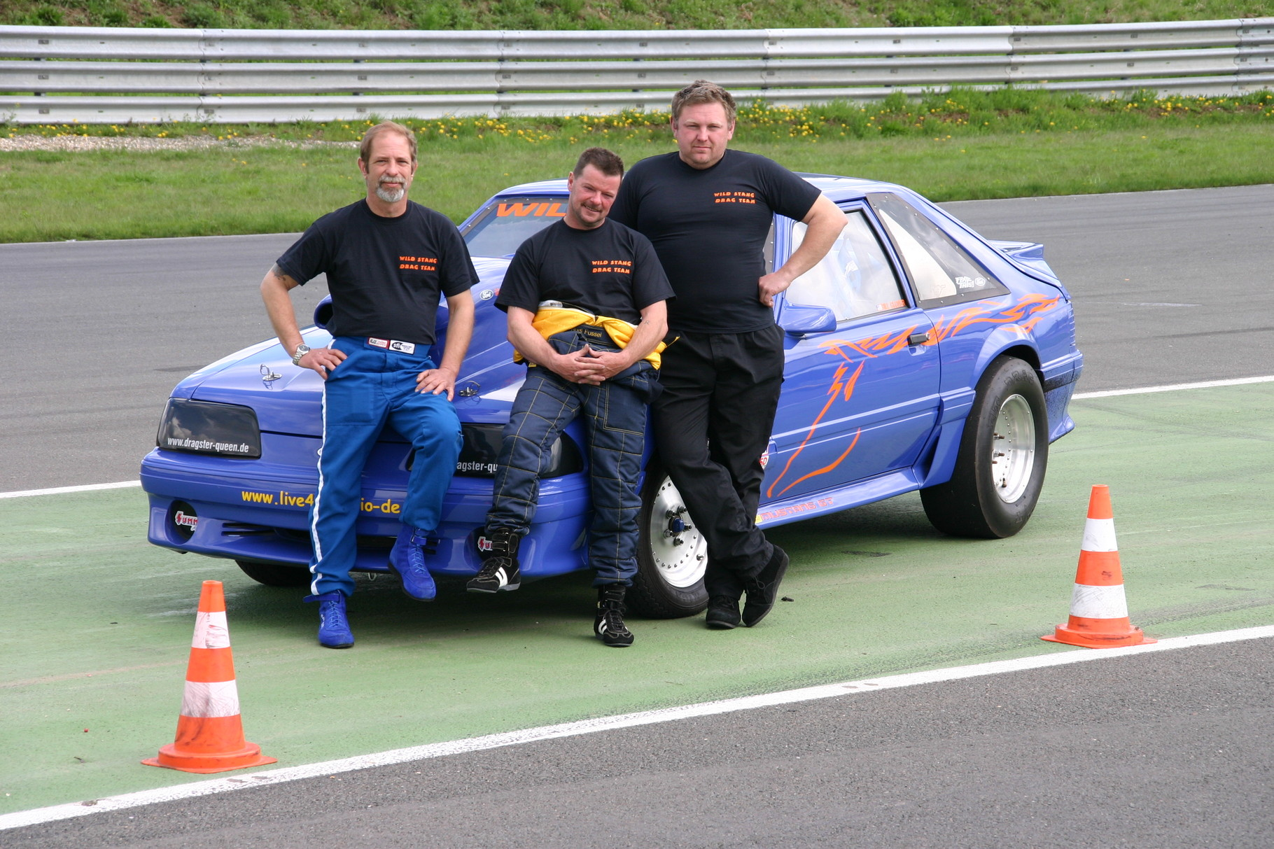 Drag Racing Team