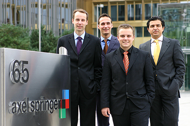 "Team ""Morgenpost"""