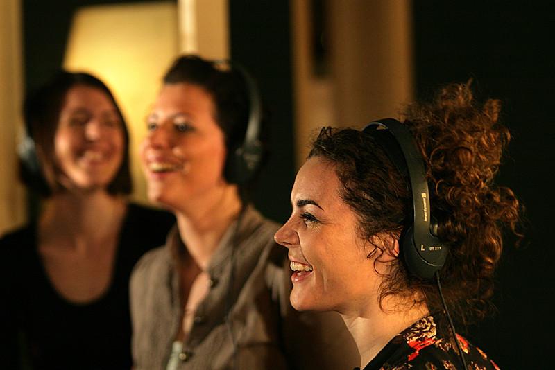 Ganes bei Radio 1