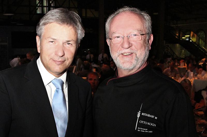 Klaus Wowereit & Otto Koch