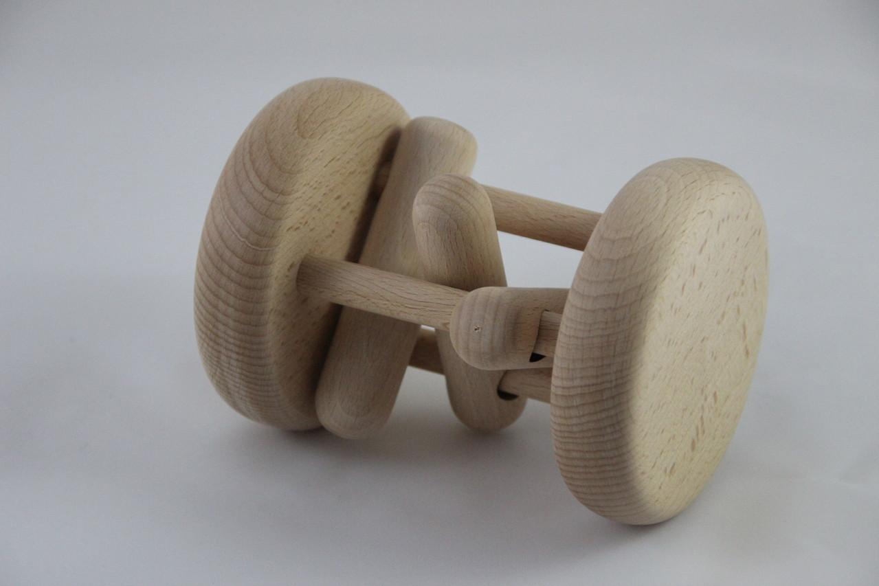 Babyspielzeug aus Buche D/100mm H/130mm