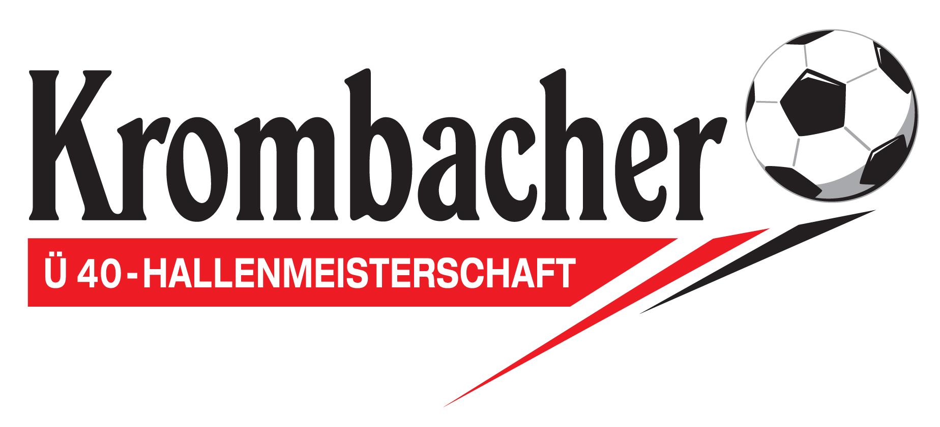 Auslosung 15. Krombacher Ü40 Hallen Niedersachsenmeisterschaft 2019