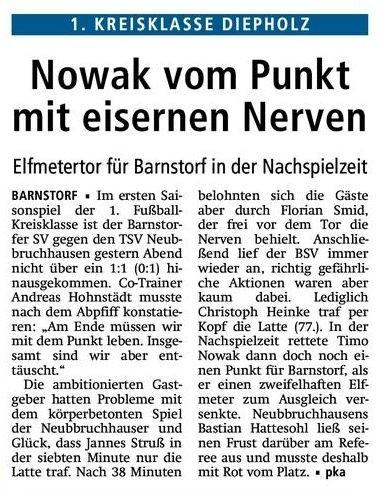 Quelle Kreiszeitung 120814