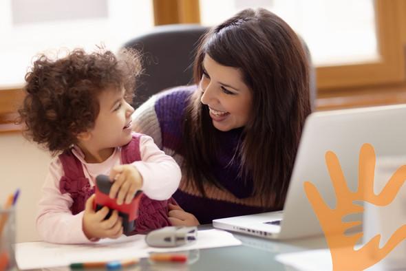 Die Notfallmamas - Kindernotfallbetreuung für Zuhause, Büro & Praxis