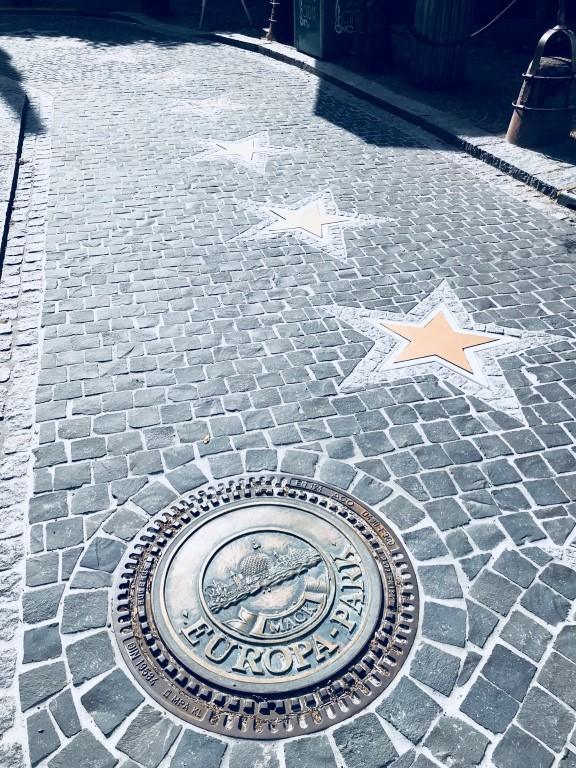 Europapark Rust - Stern Ornamente