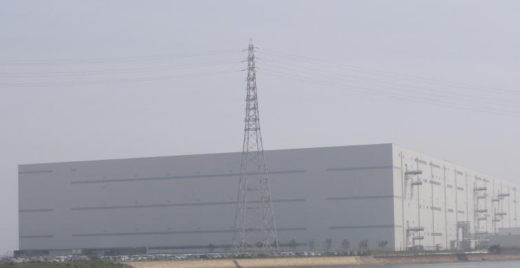 パナソニック液晶新工場