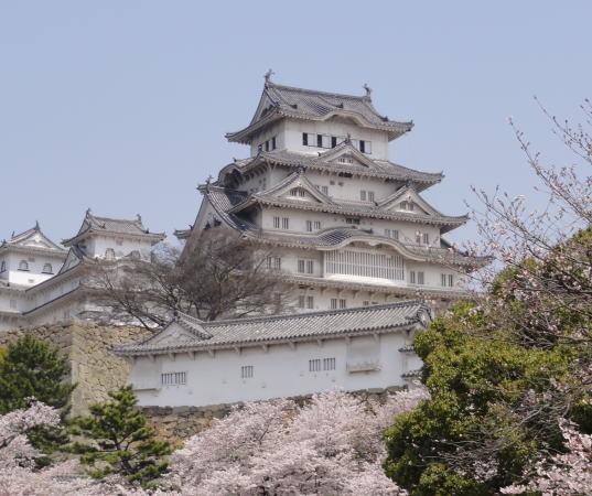 2010の姫路城