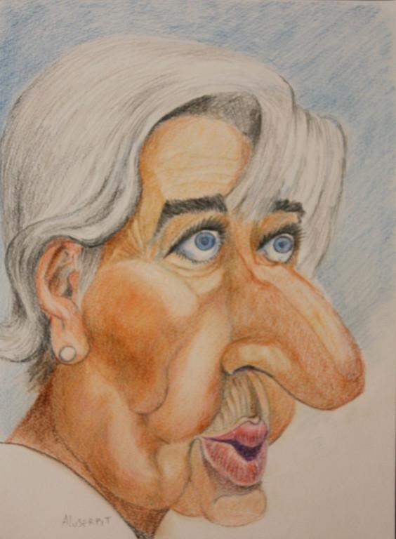 Chistine Lagarde