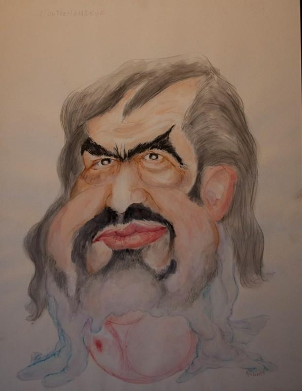 Cantona (l'outre mangeur)